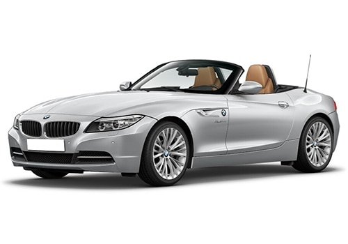 BMW Z4 Glacier Silver Color