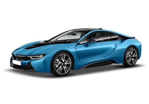 BMW i8 Protonic Blue Color