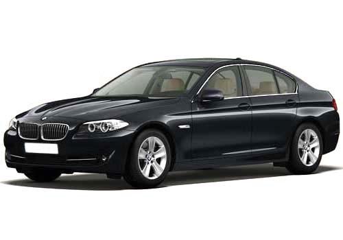 BMW 5 Series 2003-2012 Black Sapphire Color