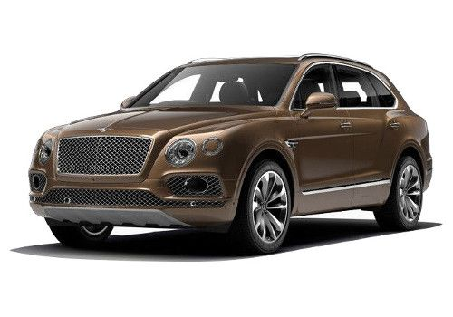 Bentley BentaygaMolten Bronze Color