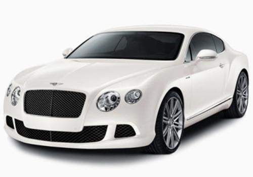 Bentley Continental Arctica Color