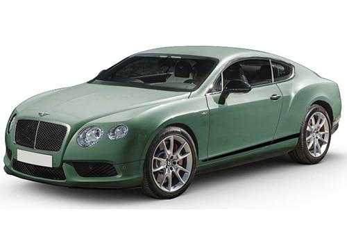 Bentley Continental Aurora Color