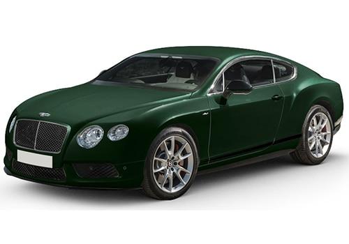 Bentley Continental Barnato Color