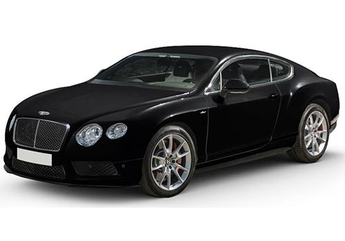 Bentley Continental Beluga Color
