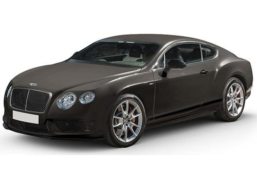 Bentley Continental Brodgar Color
