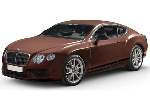 Bentley Continental Bronze Brown Color