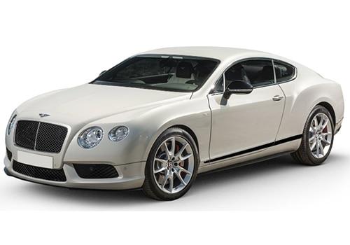 Bentley Continental Dove Grey Color