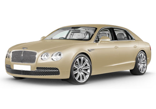 Bentley Flying Spur Special Magnolia Color