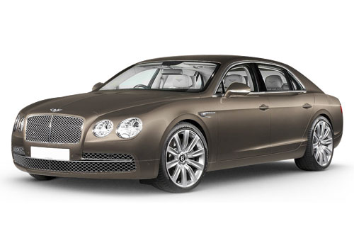 Bentley Flying Spur Dark Cashmere Color