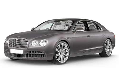 Bentley Flying Spur Extreme Silver Color