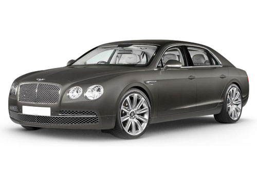 Bentley Flying Spur Granite Color