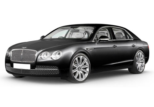 Bentley Flying Spur Onyx Black Color
