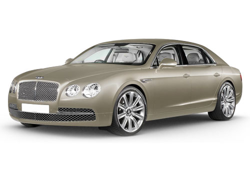 Bentley Flying Spur Pale Brodgar Color