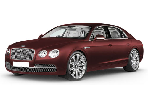 Bentley Flying Spur Sunset Metallic Color