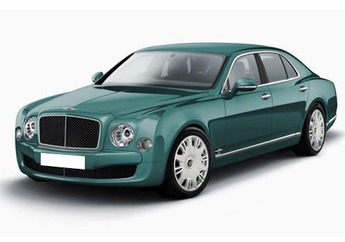Bentley Mulsanne Aegean Blue Color