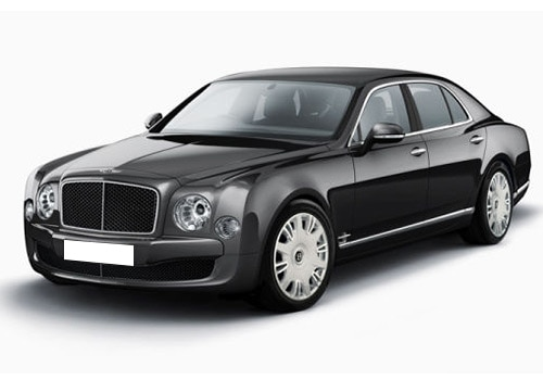 Bentley Mulsanne ANTHRACITE Color