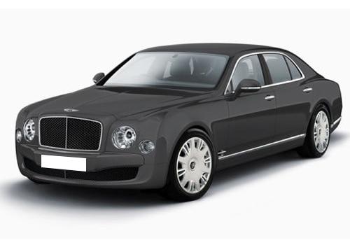 Bentley Mulsanne Anthracite Satin Color