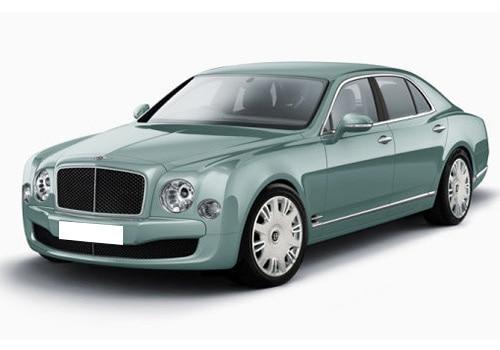 Bentley Mulsanne Aquamarine Color