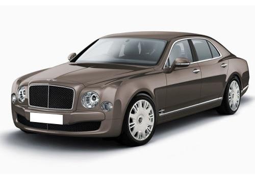 Bentley Mulsanne Arabica Color
