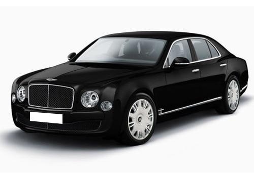 Bentley Mulsanne Beluga Color