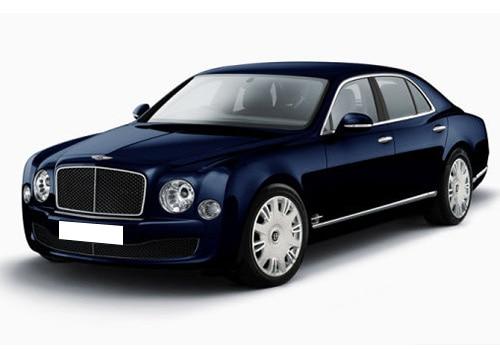 Bentley Mulsanne Black Sapphire Color
