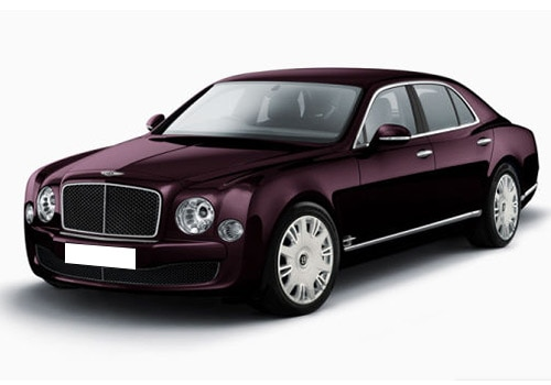 Bentley Mulsanne Black Velvet Color