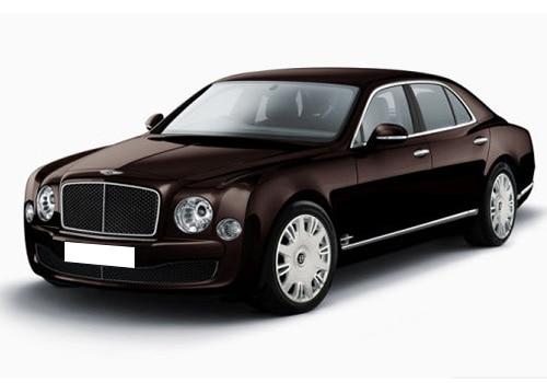 Bentley Mulsanne Burnt Oak Color