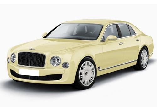 Bentley Mulsanne Citric Color