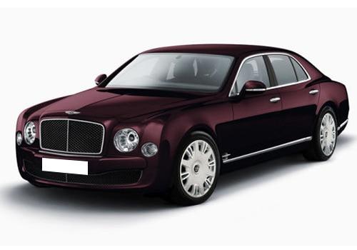 Bentley Mulsanne CLARET Color
