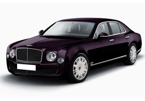 Bentley Mulsanne Damson Color