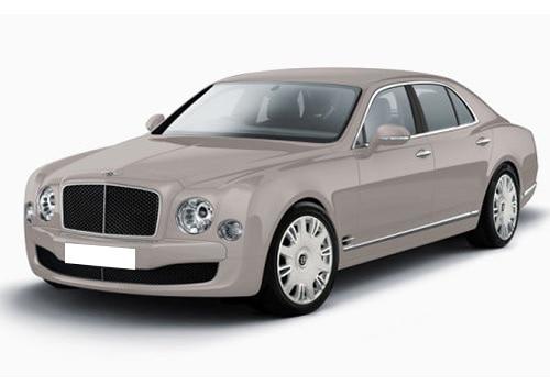 Bentley Mulsanne Dove Grey Color