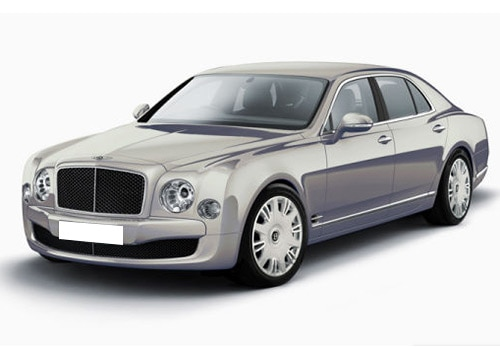 Bentley Mulsanne Extreme Silver Color