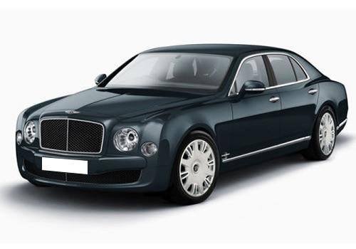 Bentley Mulsanne Light Onyx Color
