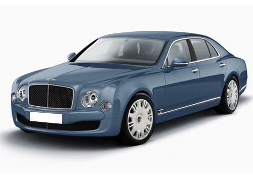 Bentley Mulsanne Portofino Color