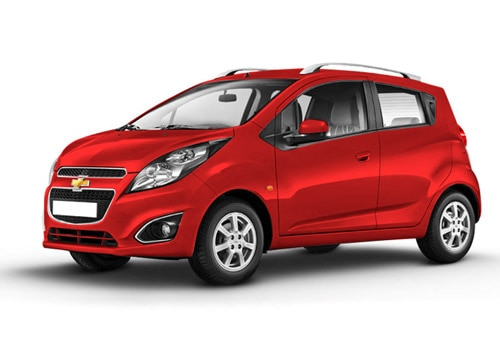 Chevrolet Beat Super Red Color