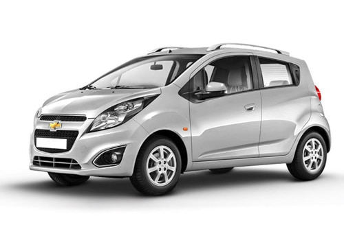 Chevrolet Beat Switch Blade Silver Color