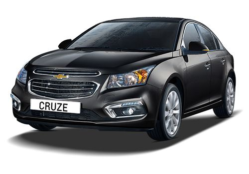 Chevrolet Cruze Caviar Black Color