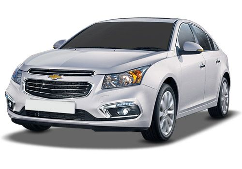 Chevrolet Cruze Diamond White Color