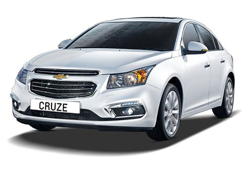 Chevrolet Cruze Summit White Color