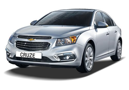 Chevrolet Cruze Switch Blade Silver Color