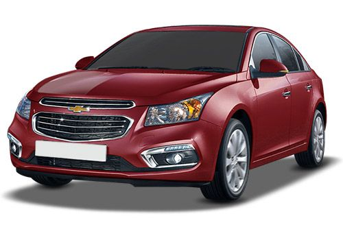 Chevrolet Cruze Velvet Red Color