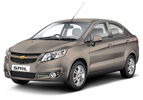 Chevrolet Sail Linen Beige Color