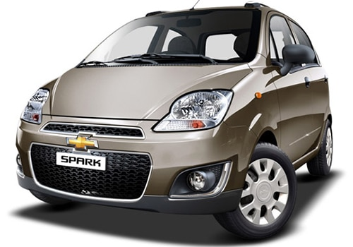 Chevrolet SparkLinen Beige Color