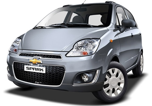 Chevrolet Spark Misty Lake Color