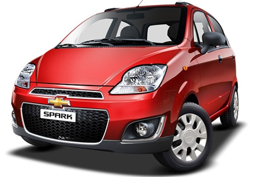 Chevrolet Spark Velvet Red Color