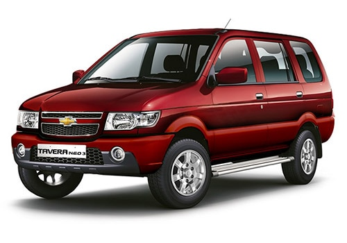 Chevrolet Tavera Colors, 10 Chevrolet Tavera Car Colours Available in ...