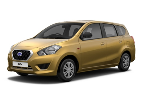 Datsun go plus colors 7 datsun go plus car colours for What color goes with gold and white