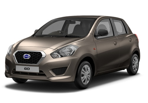 Datsun GO Blue Color Pictures | CarDekho India