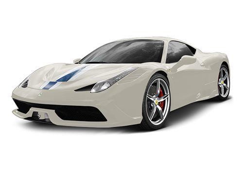 Ferrari 458 Speciale Avorio Color