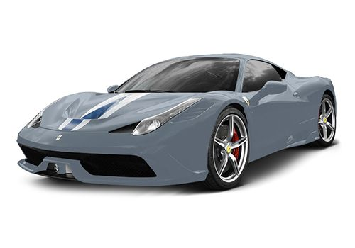 Ferrari 458 Speciale Azzurro california Color